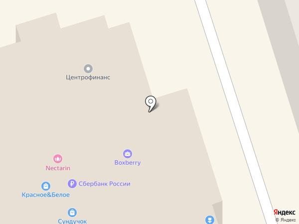 Титанфарма на карте Болохово