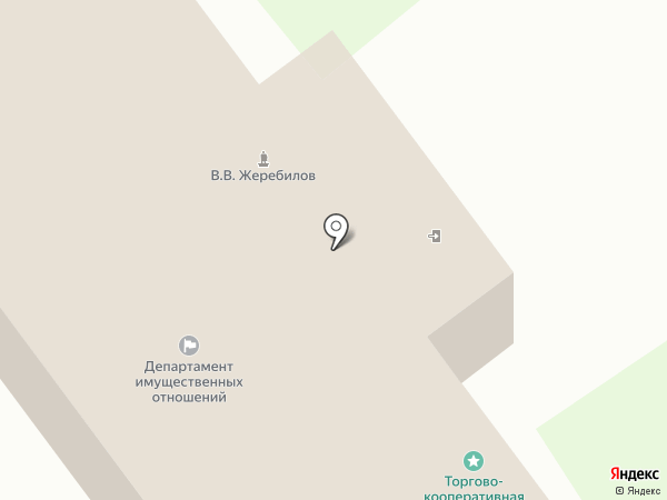 Старооскольский кооперативный техникум на карте Старого Оскола