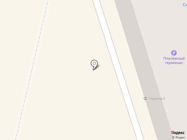 Бельон на карте Болохово
