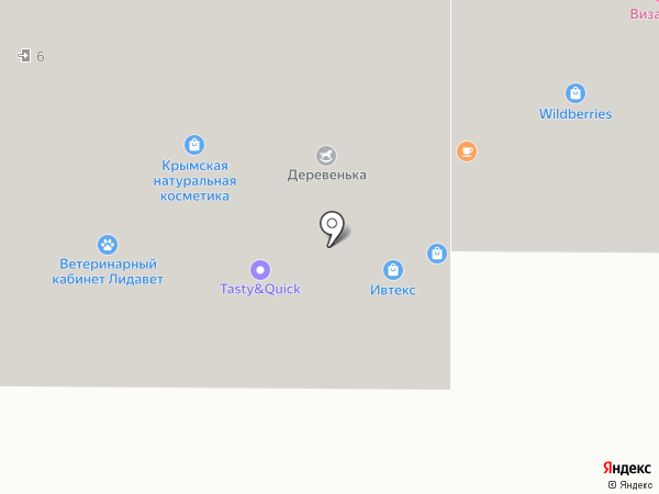 Индиго на карте Королёва
