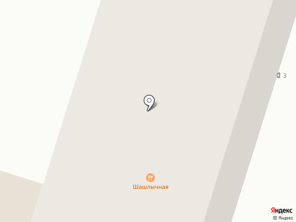 Альтаир на карте Пушкино