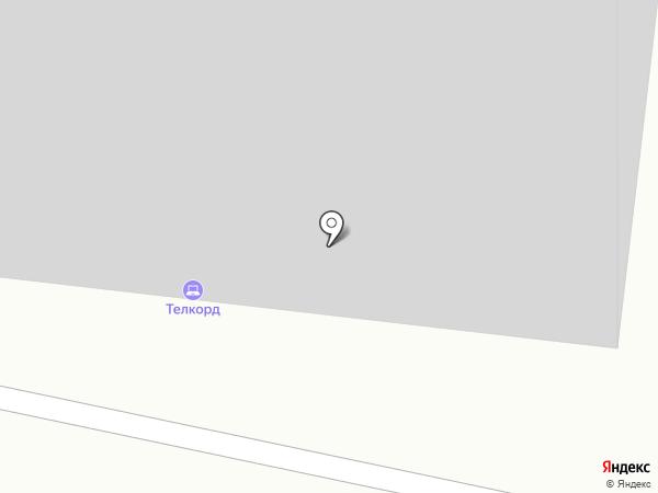 Мобильная шиномонтажная мастерская на карте Москвы
