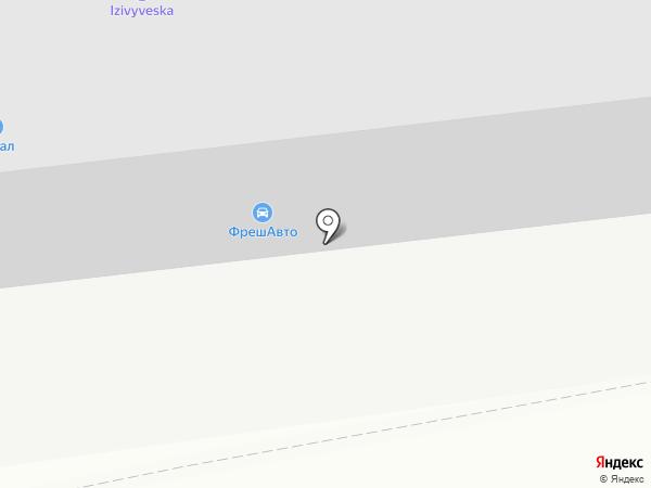 Град на карте Дзержинского