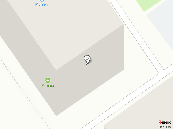 Белстар-фарм, ЗАО на карте Старого Оскола