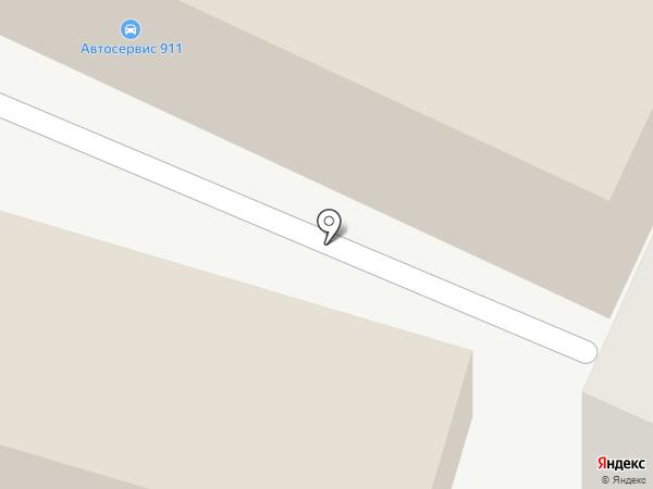 АЗИМУТ на карте Пушкино