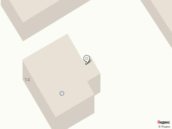 Аванторг на карте Старого Оскола