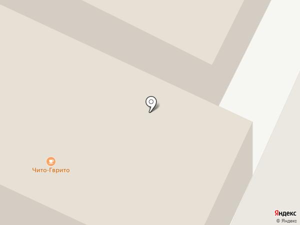 Единая Служба Вызова на карте Пушкино