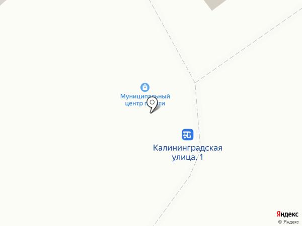Киоск фастфудной продукции на карте Королёва
