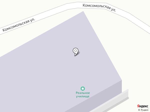 Мебельмаркет на карте Старого Оскола