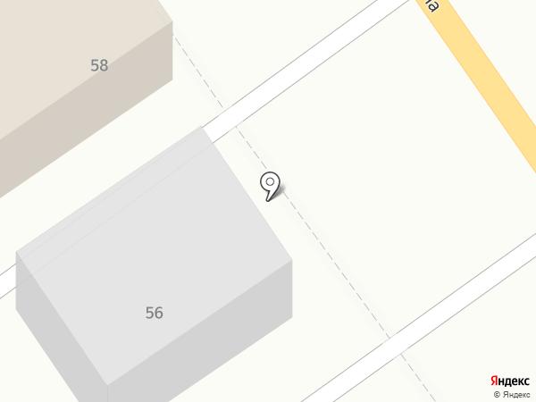 Служба аттестации рабочих мест на карте Старого Оскола