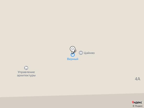 Архитектурно-планировочное управление г. Королёва на карте Королёва