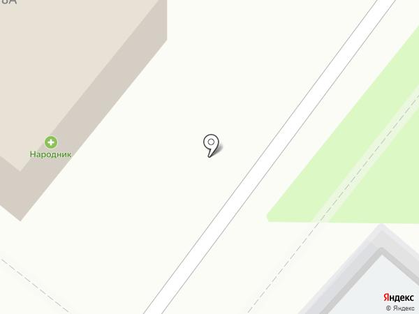 Аптека на карте Домодедово