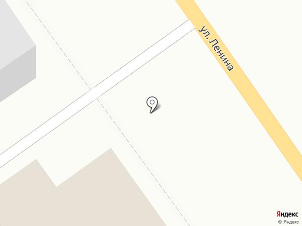 Мастерская по ремонту обуви на ул. Ленина на карте Старого Оскола