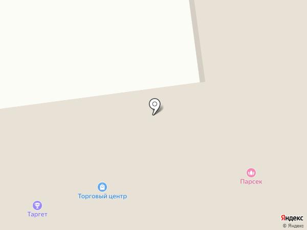 Таргет на карте Королёва