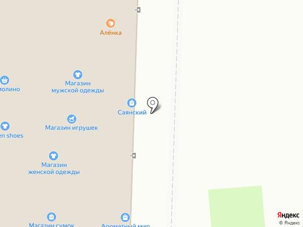 Магазин электронных испарителей на карте Москвы