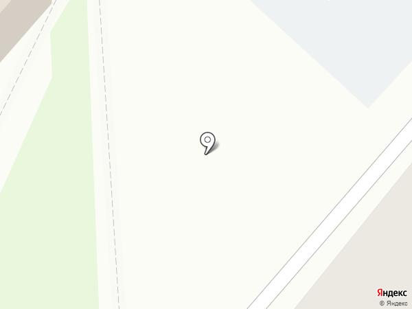 Магазин хозяйственных товаров на карте Домодедово