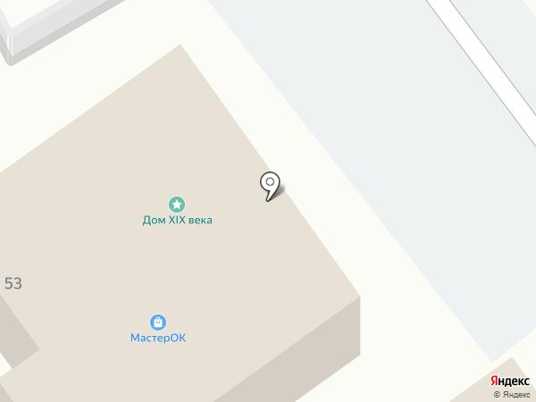 Банкомат, АКБ МОСОБЛБАНК на карте Старого Оскола