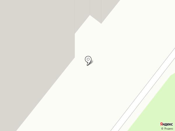 ЖЭУ №4 на карте Домодедово