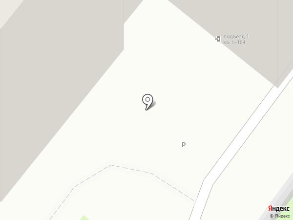 Отдел экономической безопасности и противодействия коррупции МВД по городскому округу Домодедово на карте Домодедово