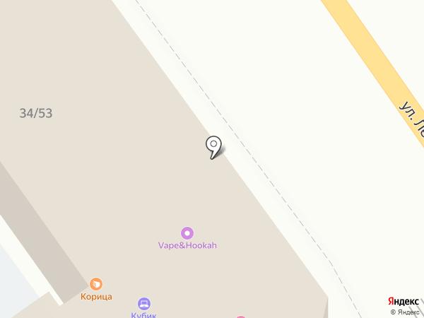 Адвокатская контора №4 на карте Старого Оскола