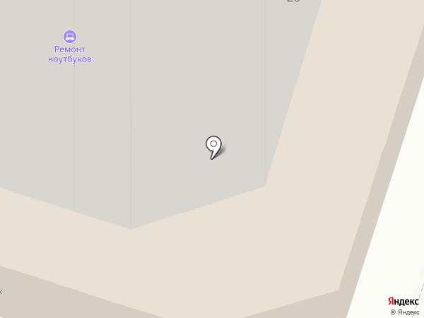 Филиппок на карте Пушкино