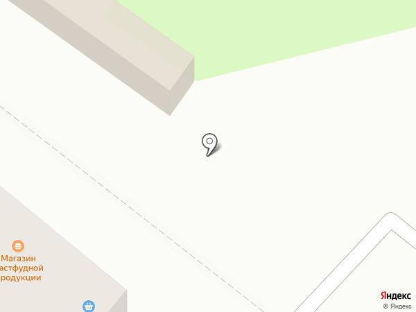 Ветеран на карте Домодедово