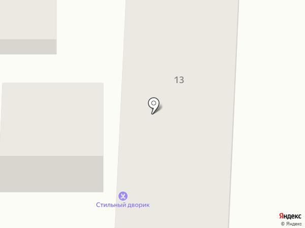 Диканька на карте Макеевки