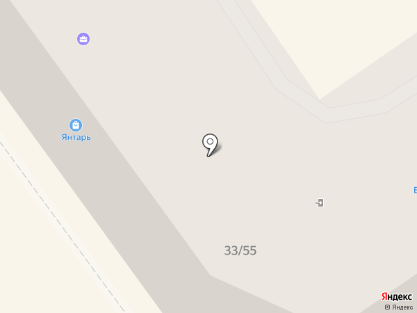 РЕАЛКО-2 на карте Старого Оскола
