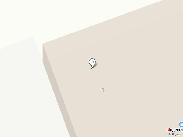 Пушистый Хвост на карте Дзержинского