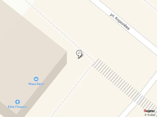 Qiwi на карте Домодедово