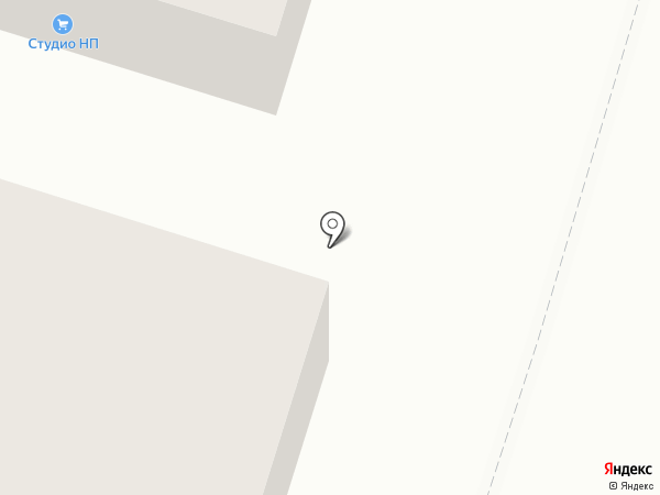 Лепта на карте Пушкино