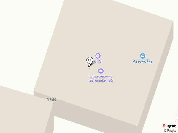 Автодвести на карте Пушкино
