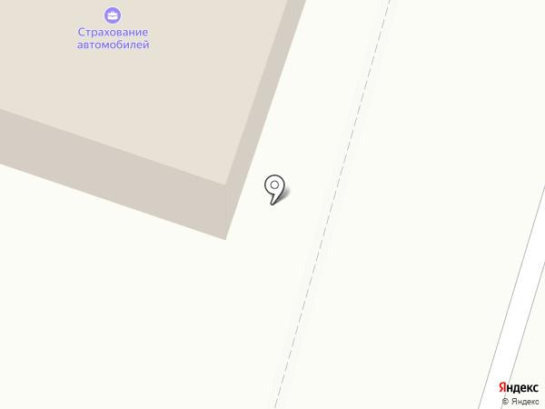 Автотехцентр на карте Пушкино
