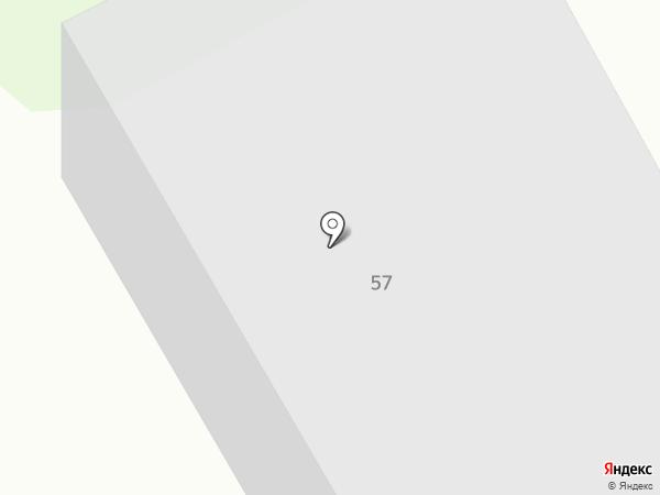 Новгидрорез на карте Новороссийска