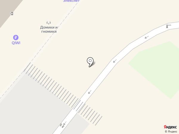 ЗаОдно на карте Домодедово