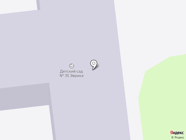 Детский сад №35 на карте Королёва