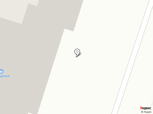 Врачеватель на карте Пушкино
