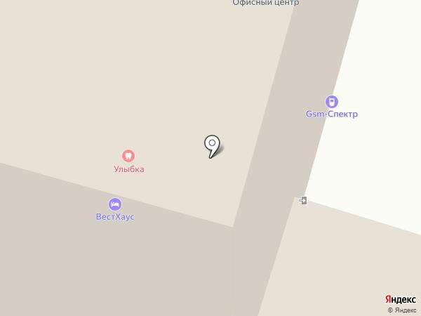 Кросс-Т на карте Пушкино