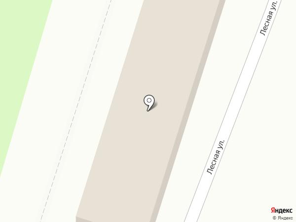 Салон сотовой связи на карте Пушкино