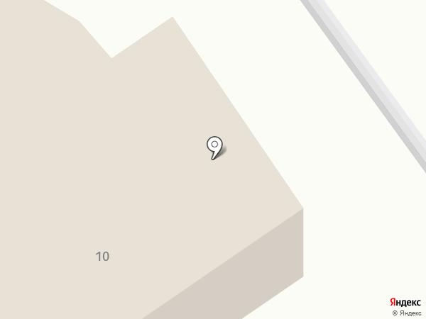 Старооскольское рекрутинговое агентство на карте Старого Оскола