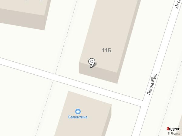 Магазин колбасных изделий на карте Пушкино