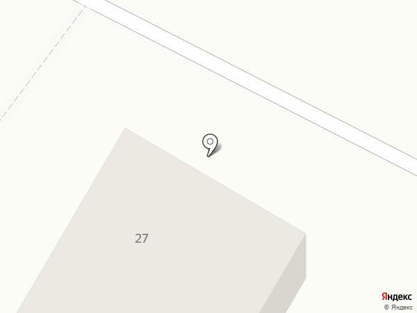 Промавтоматсервис на карте Старого Оскола