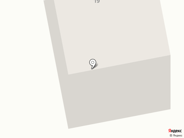 Общежитие на карте Дзержинского
