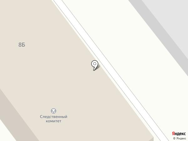 Мировые судьи Старооскольского района на карте Старого Оскола