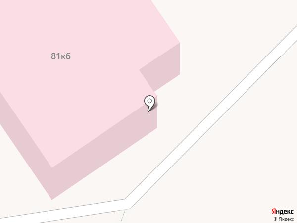 Старооскольская районная больница на карте Старого Оскола
