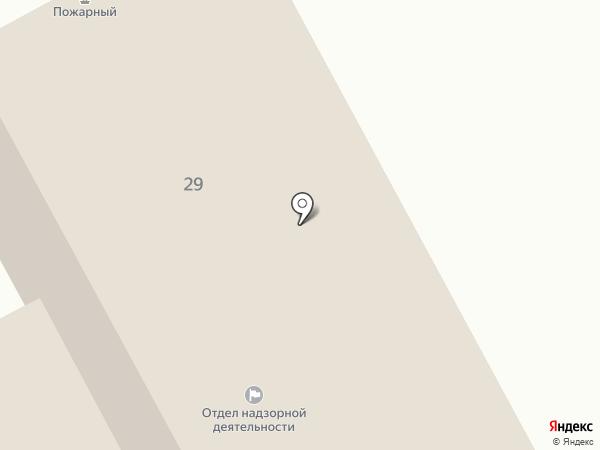 Отдел надзорной деятельности по г. Королёву на карте Королёва