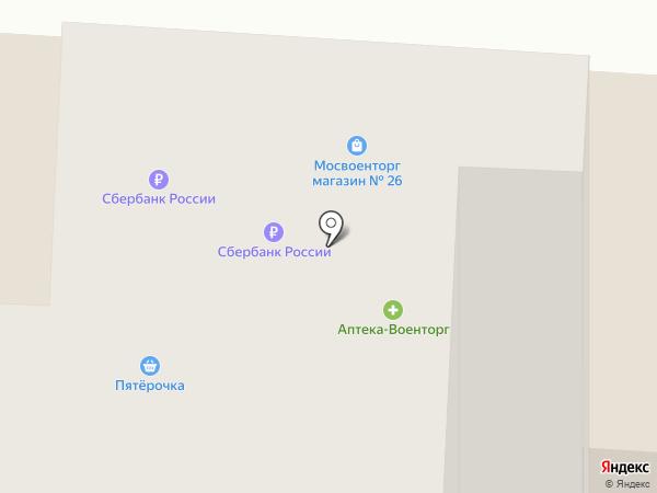 Сиграм на карте Юбилейного