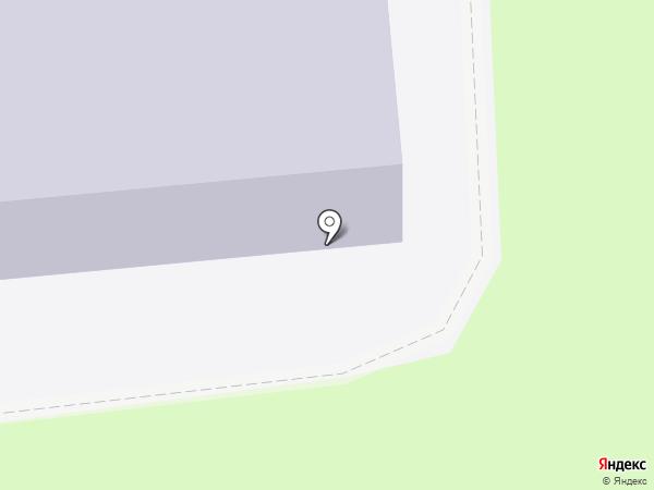 Детский сад №34 на карте Домодедово