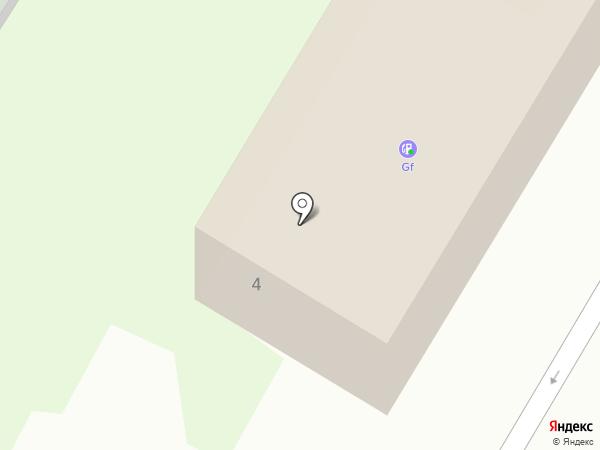 Авто-Ник на карте Пушкино