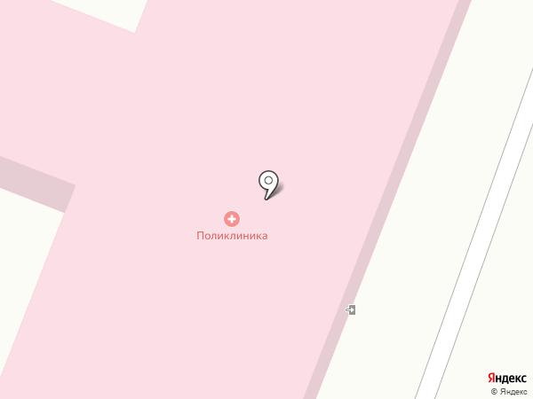 Поликлиника №3 на карте Королёва